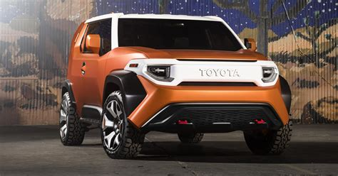 Toyota crossover concept is for 'casualcore' adventures
