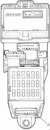 2000 Mazda 626 Fuse Diagram
