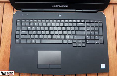 Keyboard Layout by Dell Alienware 17 R3 Review High Performance Gaming Laptop