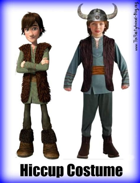 How Train Your Dragon Hiccup Costume Gifts For