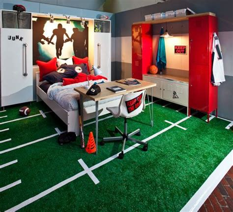 boys sports bedroom best 25 boys football room ideas on pinterest boy 10939 | 3abcd2abf7776e285f0a793e6dd013af football themed rooms boys football room