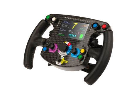 rexing formula steering wheel unveiled virtualrnet