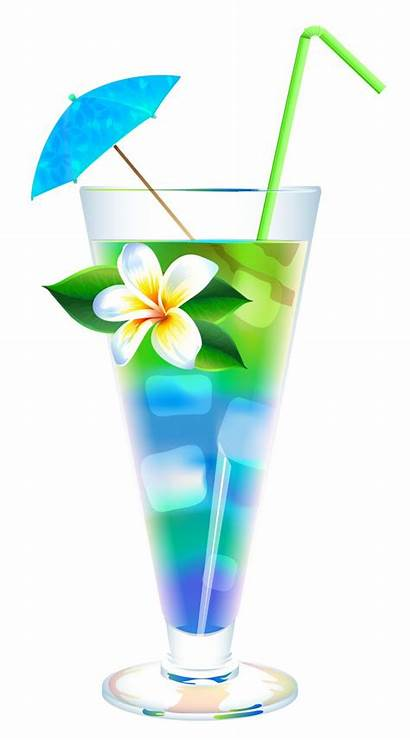 Clip Drinks Clipart Summer Cocktails Ice