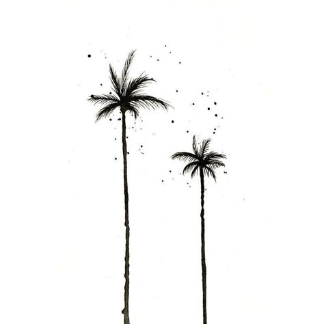how to grow palm trees from black tears print in 2018 artograpghy tatuajes