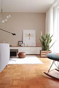 Taupe Grau Wandfarbe : die sch nsten wohnideen in der farbe greige ~ Indierocktalk.com Haus und Dekorationen