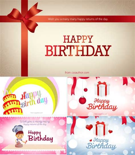 birthday card template with photo birthday card template 15 free editable files to