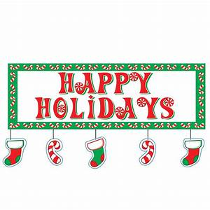 happy holidays clip art banner - ClipArt Best - ClipArt Best