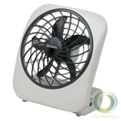 Battery Operated Desk Fan by O2 Cool Portable Fan Battery Operated Nib Ebay