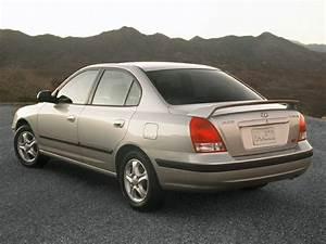 2003 Hyundai Elantra Gt 4dr Sedan Pictures