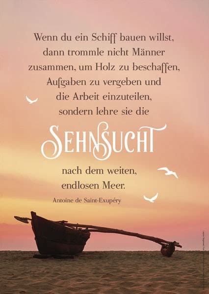 poster sehnsucht