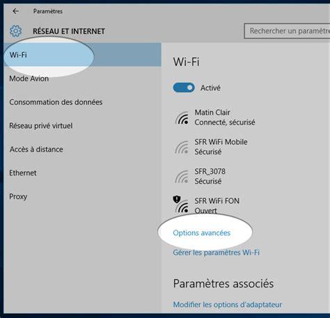 connecter un pc de bureau en wifi comment mettre la wifi sur windows 10