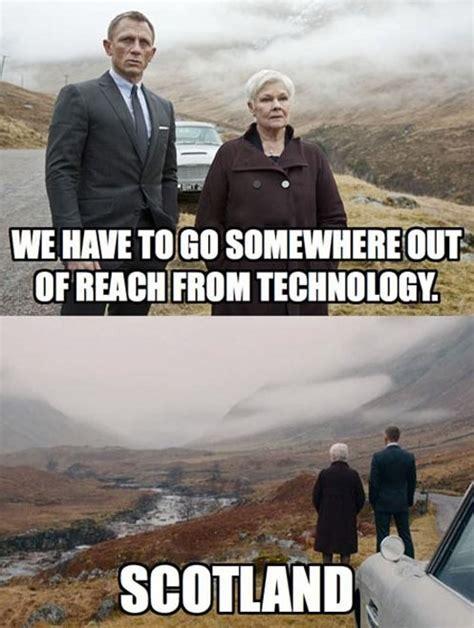 Scottish Meme - speak of the devil donald where s your trousers