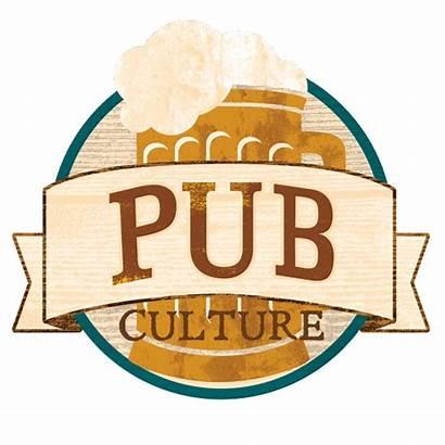 Pub Culture Headline Behance Editorial Graphic Illustration