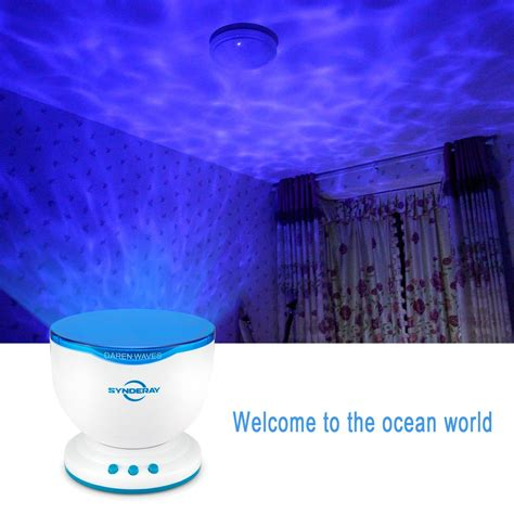 wave light projector synderay wave light projector and player