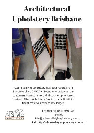 Mobile Upholstery Brisbane by Ppt Upholstery Cleaners Near Me Powerpoint Presentation