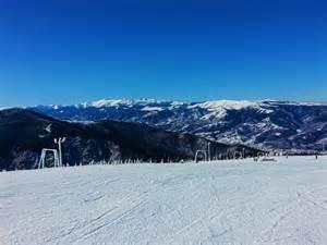 Romania Winter Landscape