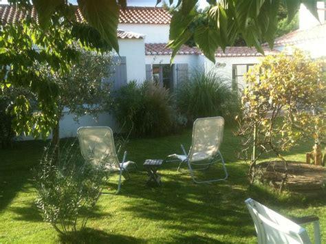 chambre hotes noirmoutier brin de palmier chambre d 39 hôtes a noirmoutier le jardin