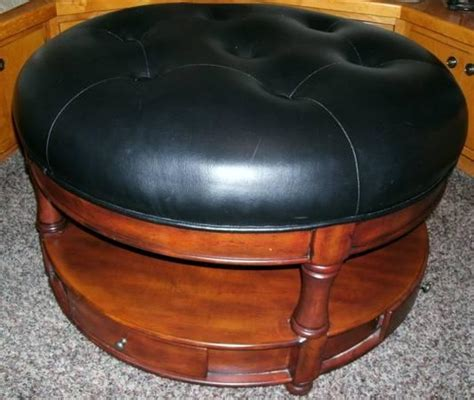 Marysville is in snohomish county. Round 4 Drawered Fancy Stuffed Ottoman - for Sale in Spokane, Washington Classified ...