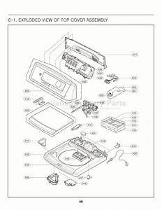 32 Lg Wt1101cw Parts Diagram