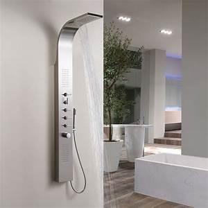 Hudson Reed Duschpaneel : colonne de douche thermostatique niagara 700 hudson reed ~ Sanjose-hotels-ca.com Haus und Dekorationen