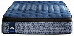 Sealy posturepedic performance plus mornington luxury firm for Best pillow for firm mattress