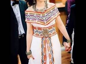 robe kabyle moderne 2017 youtube With les robe kabyle 2017