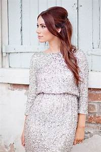 beautiful silver wedding guest dress my style pinterest With silver dress for wedding guest