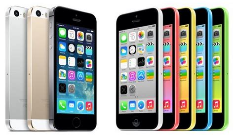when do iphones go on apple again announces iphone 5s 5c go on on friday
