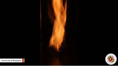Combustion Fire Orange Gifs Reaction Chemical Giphy