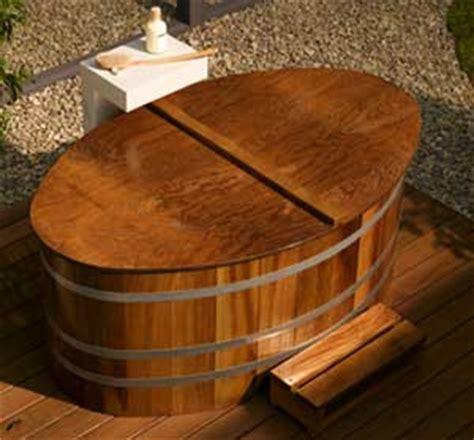 Holzzuber Selber Bauen by офуро японская ванна для сада ванна офуро в японском