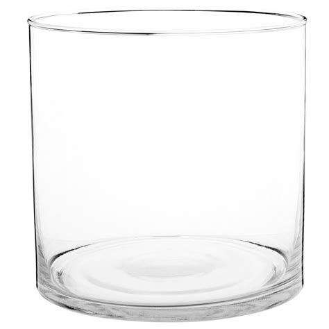 vase en verre vase en verre h15 maisons du monde