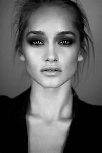 Combinaison Femme Noir Et Blanc : 1001 id es pour un portrait noir et blanc des images de vie loquentes ~ Melissatoandfro.com Idées de Décoration