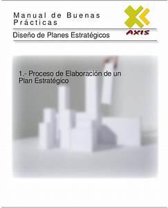 Manual De Buenaspr U00e1cticasdise U00f1o De Planes Estrat U00e9gicos 1