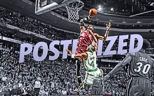 LeBron James Dunk Over Jason Terry 2560×1600 Wallpaper ...
