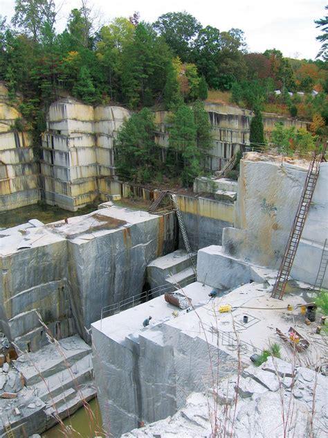 town built on granite american profile