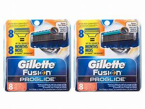 Gillette Fusion Proglide Manual Razor Replacement