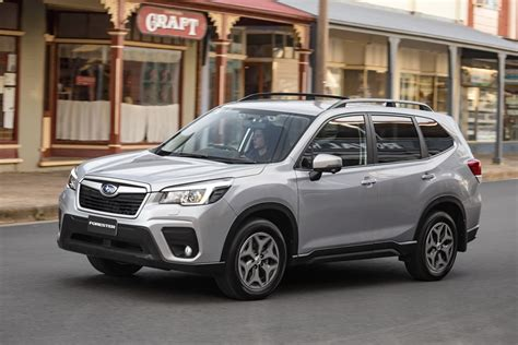 Forester Awd by 2019 Subaru Forester Model Pricing And Specifications