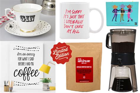 christmas gift ideas for tea and coffee lovers thou