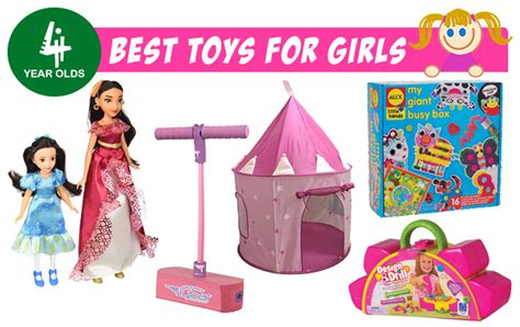 Best Gifts & Toys For 4 Year Old Girls 2016 Top