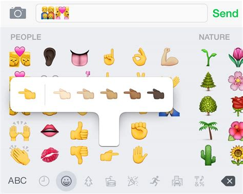 2015 New Iphone Emojis
