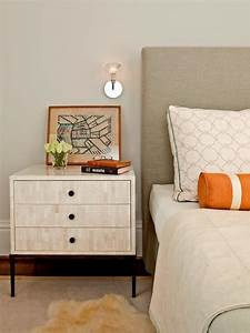 Tips for a Clutter-Free Bedroom Nightstand HGTV