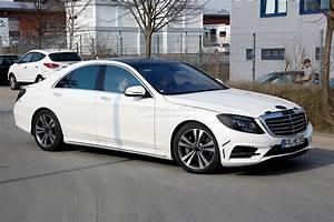 Future Mercedes Classe S : spyshots 2014 w222 mercedes benz s class almost undisguised autoevolution ~ Accommodationitalianriviera.info Avis de Voitures