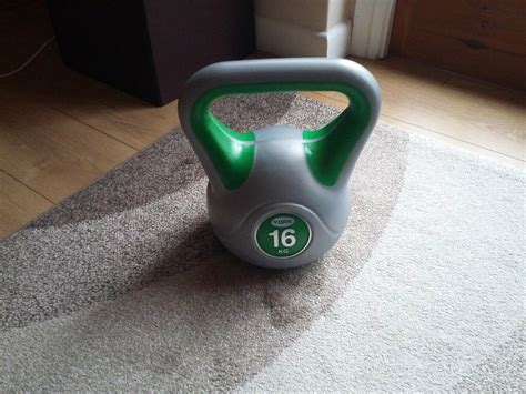 kettlebell york 16kg