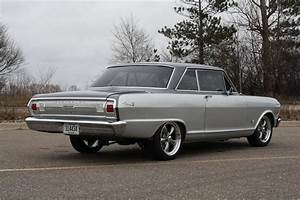 1965 Chevrolet Nova Custom 2 Door Coupe161843