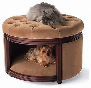 multifunctional poufs modern furniture and storage for With dog den furniture
