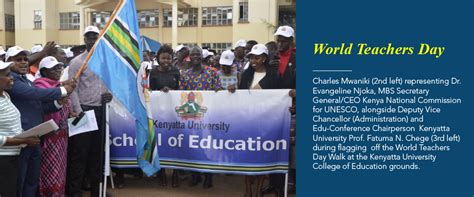 kenyatta university school  education