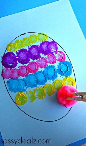 family fun easter crafts  science activities move