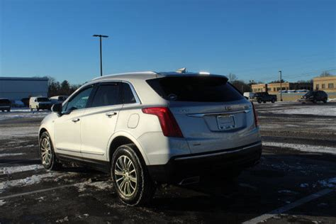 Awd 4dr Luxury Suv Automatic Gasoline 36l V6 Cyl Radiant