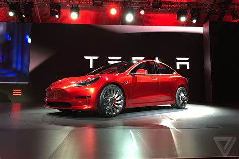 View Elon Musk Tesla 3 Pictures