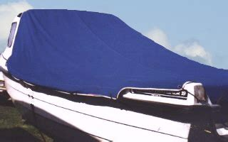 Orkney Dory Boat Cover by Boat Covers